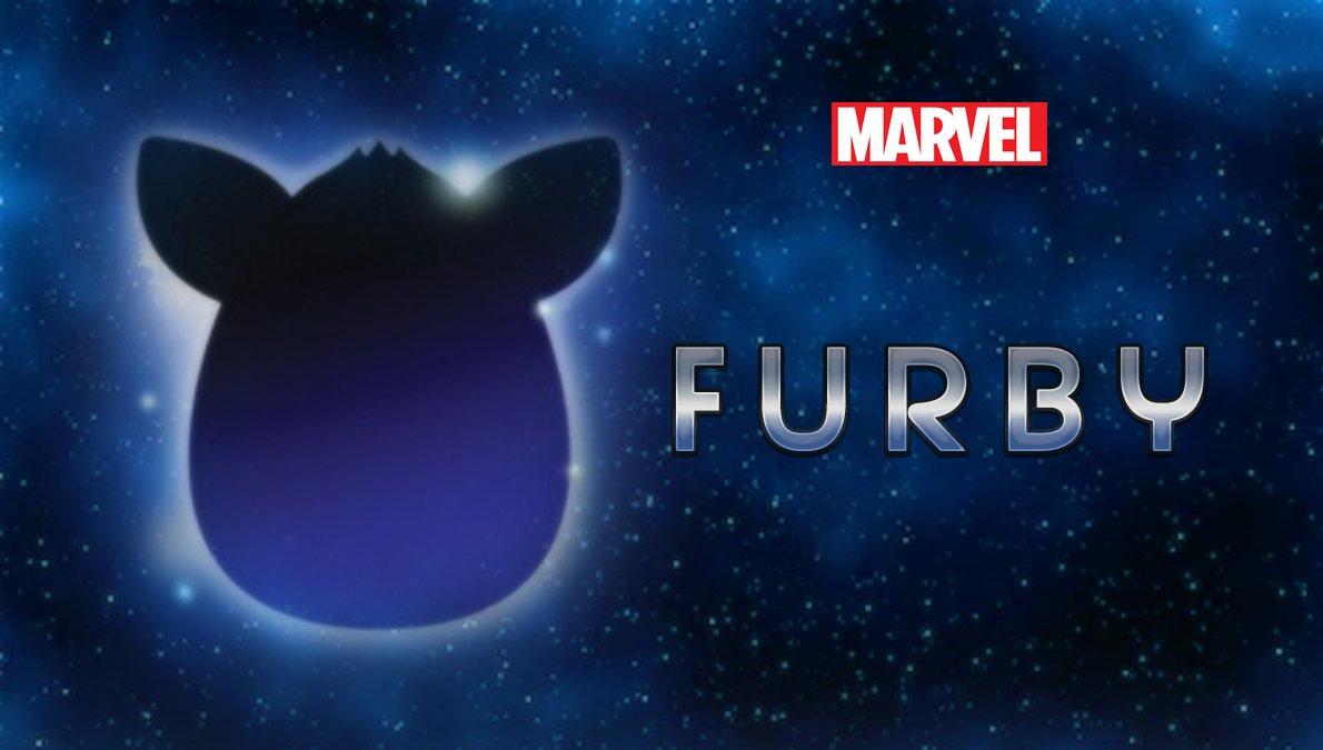 Marvel's Furby (2019) <br>http://pic.twitter.com/UBMwetrblF