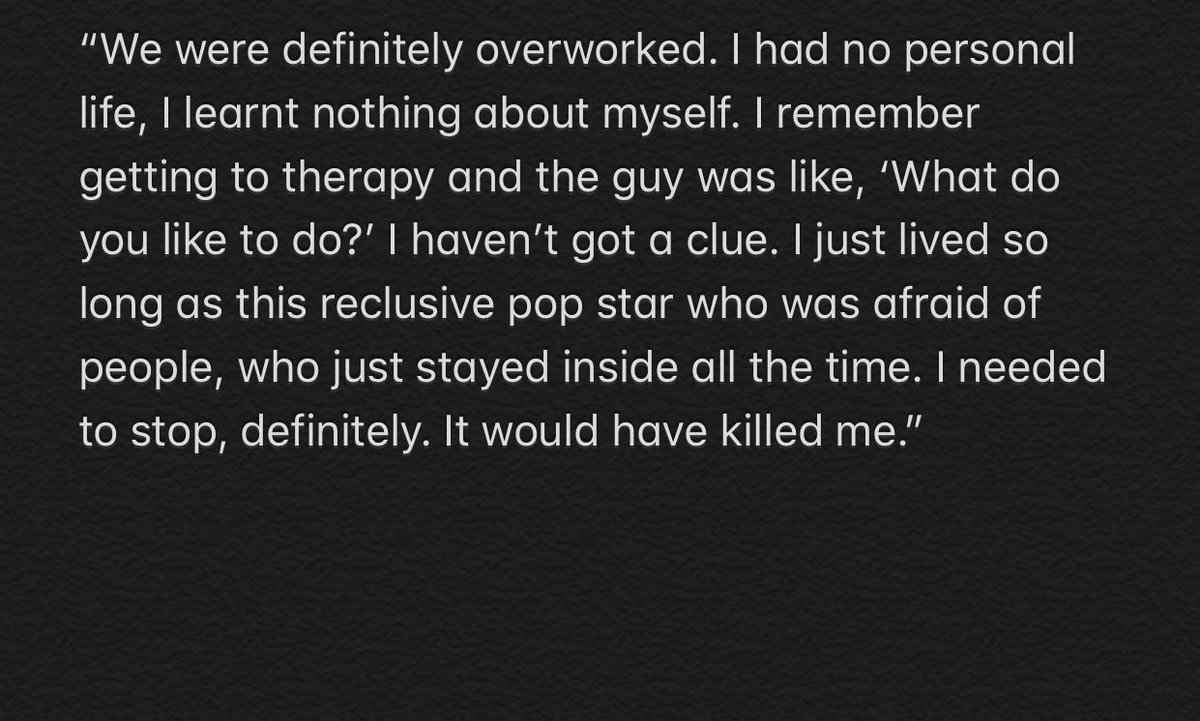 #Quote | @LiamPayne about being in One Direction for Jessie Ware's Table Manners podcast-15.10.2019<br>http://pic.twitter.com/wJUYbxtbjs