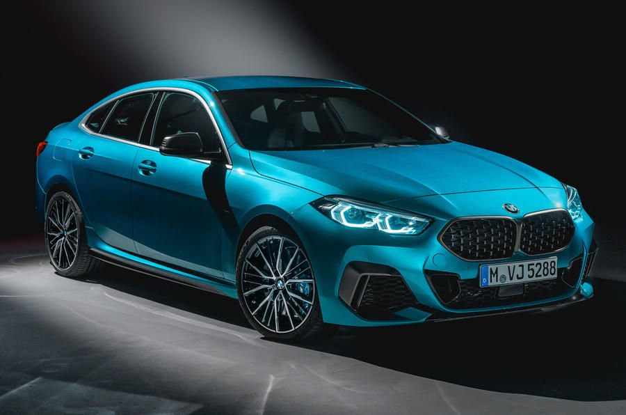 The new @BMW 2 Series Gran Coupe is set to challenge the Mercedes CLA in the UK next March from £25k buff.ly/33wBfAz