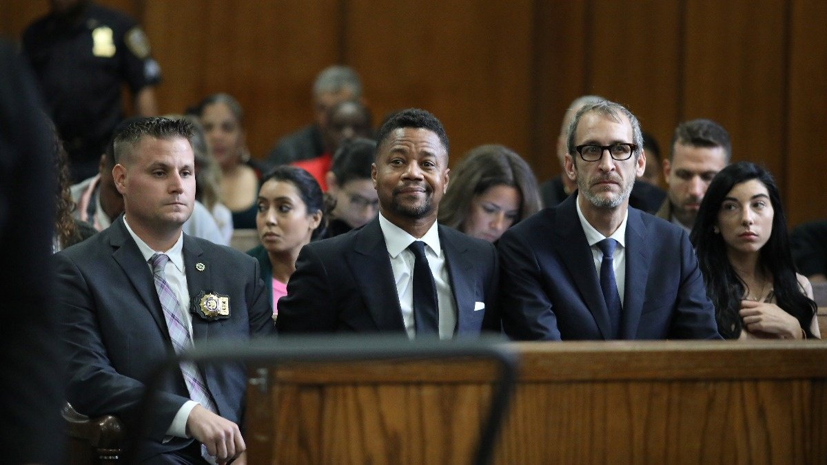Gooding Jr. pleads not guilty to new misconduct charges https://reut.rs/33D2yJQ
