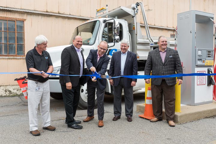 test Twitter Media - UGI unveils new natural gas fueling station in Wilkes-Barre. Read more: https://t.co/JU4LM8qVnk #NatGasInnovates #NGV #CNG https://t.co/hX3nIyiK8Z