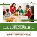 """Image for the Tweet beginning: """"Thanksgiving offers the opportunity to"""