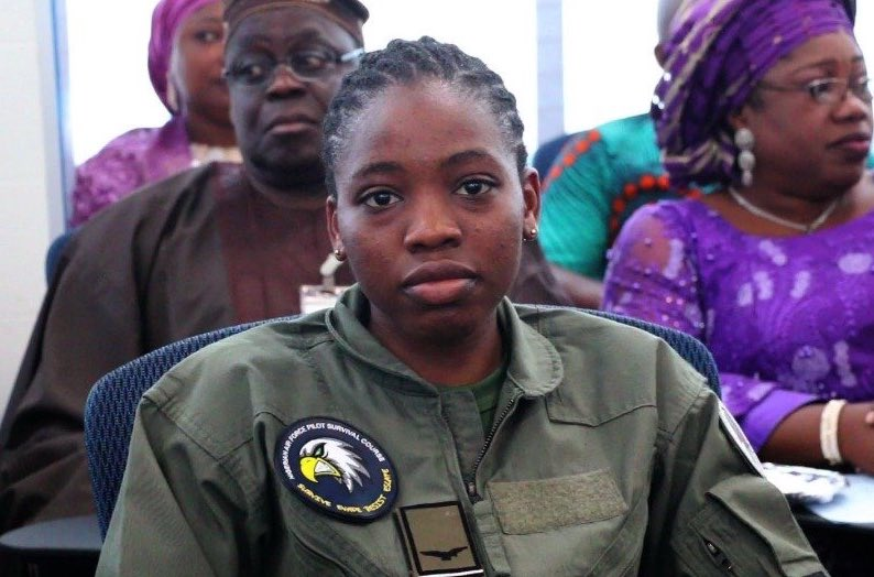 Kafayat Sanni and Tolulope Arotile Become Nigeria's First Female ...