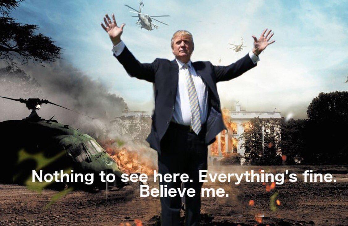 The greatest idiot of the world #trump #TrumpGenocide #ImpeachTrumpNow
