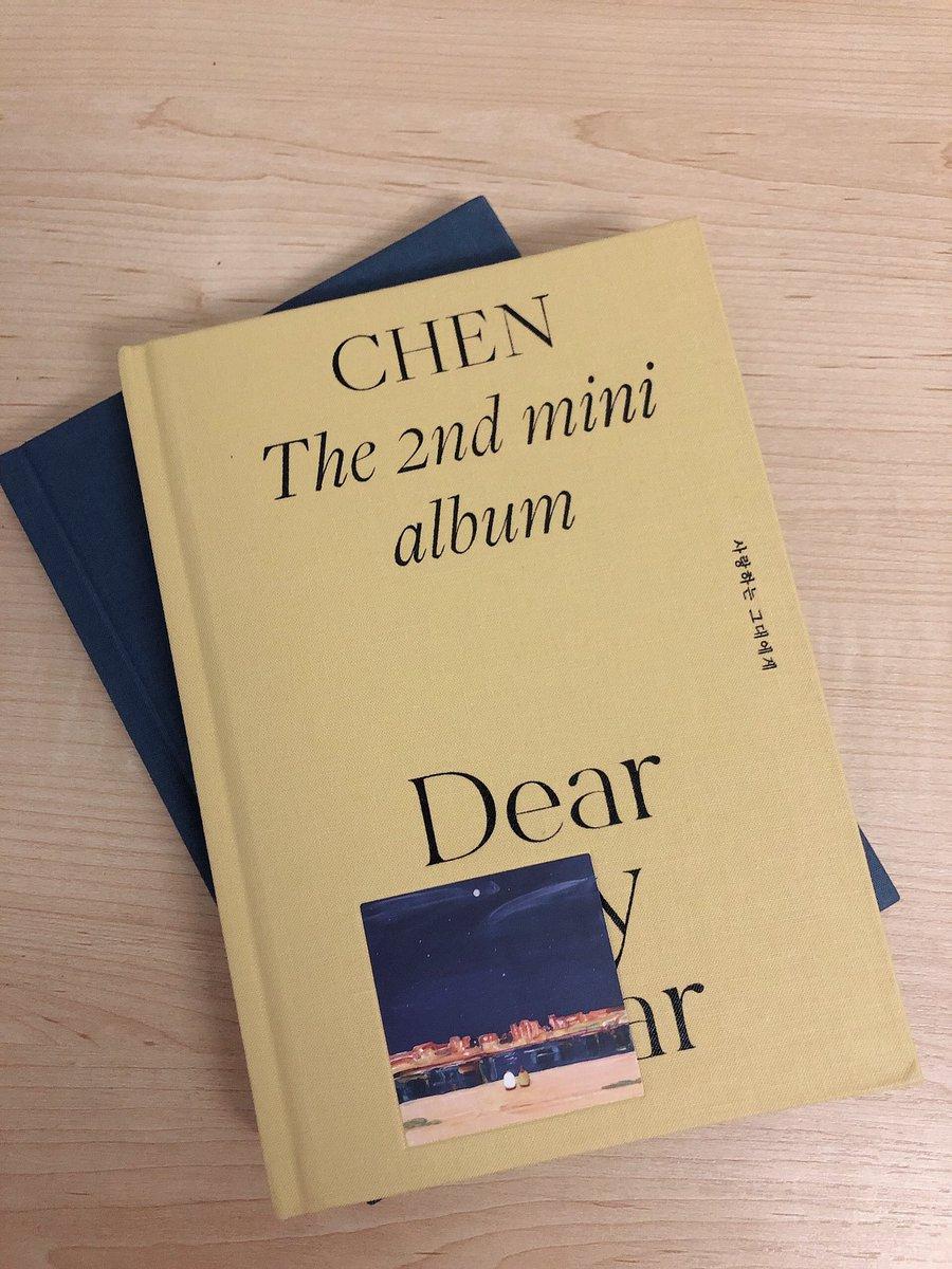 [Eng trans] Dear My Dear #CHEN<br>http://pic.twitter.com/52eAczmYMK