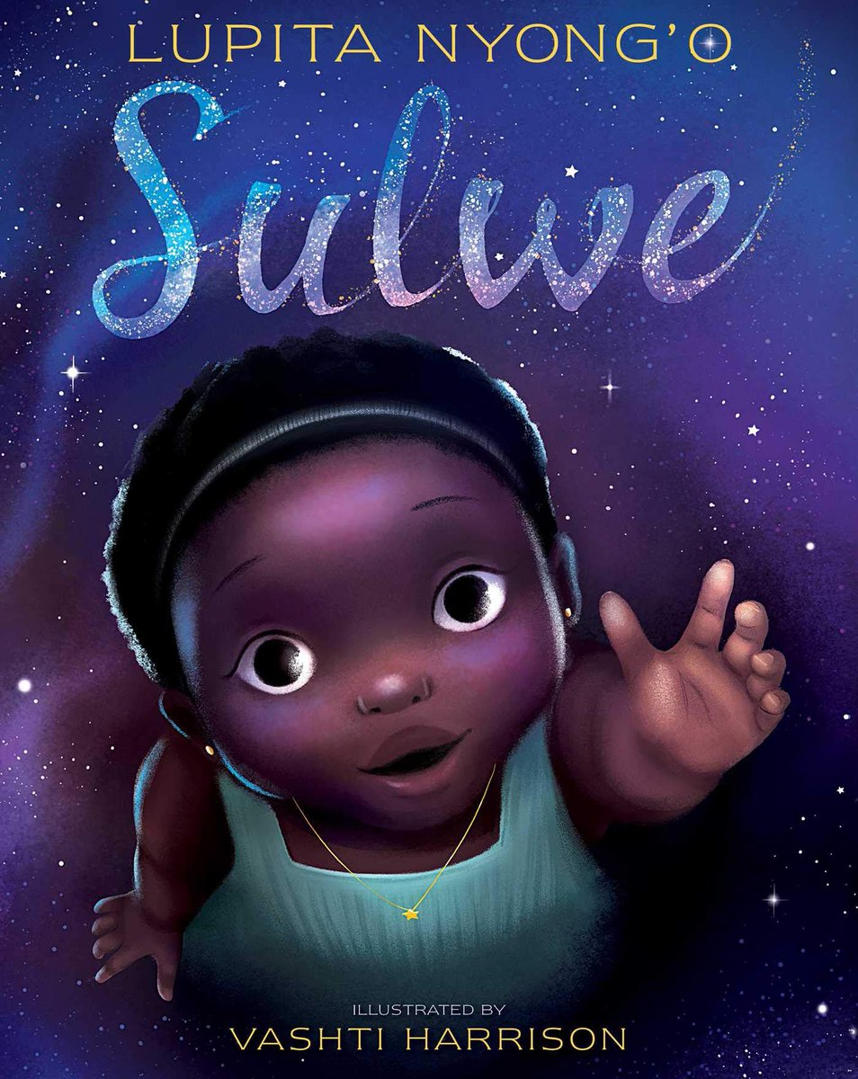 Happy book birthday to @Lupita_Nyongo & @vashtiharrison. #Sulwe deals with colorism in a way I have never seen before in a children's book and we all will be better after having read it. Support!