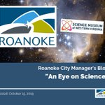 Image for the Tweet beginning: In this week's blog, @RoanokeManager