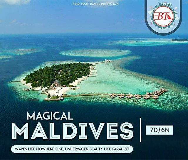 Our packages for Maldives start from as little as 160,000rs per person!  Call us now at 03322-TRAVEL (03322-872835) for booking and details.  Package details: https://goo.gl/7PA59B . . . #travelgram #pakistan #lahore #islamabad #karachi #vacaymode #travel #traveldiaries #vaca…