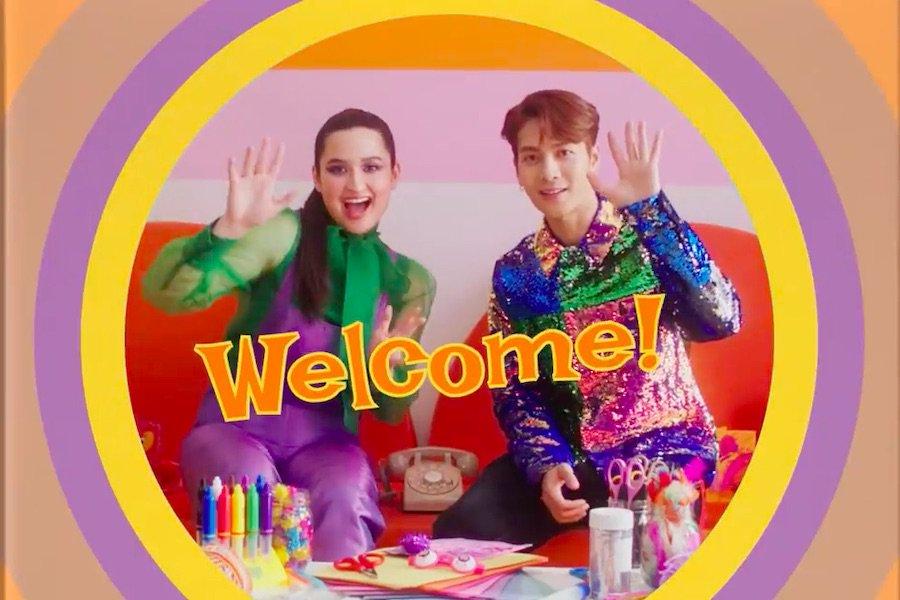 "WATCH: #GOT7's #Jackson And #StephaniePoetri Sing ""I Love You 3000"" In Sweet MV https://t.co/xpuu6hauSD https://t.co/zUrwR1bie6"