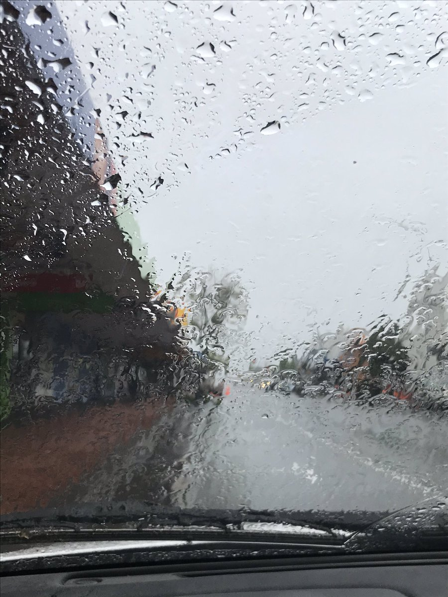 It's raining, it's pouring....#rainyday <br>http://pic.twitter.com/FlzMZGMhVT