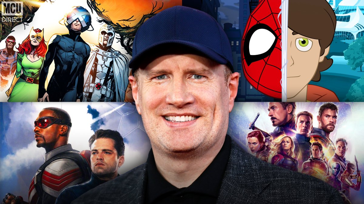 Under his new position as @Marvel's Chief Creative Officer, Kevin Feige will be overseeing all of Marvel's film, television, animation, and publishing divisions!  http:// bit.ly/2BciEh1    <br>http://pic.twitter.com/UjvwMYPMdw