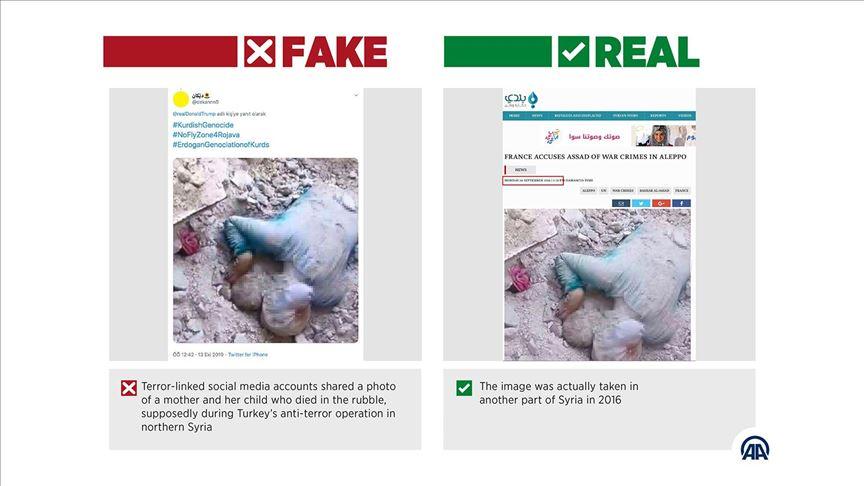 Pro-terrorist accounts post fake social media content about #OperationPeaceSpring  http:// v.aa.com.tr/1614976    <br>http://pic.twitter.com/7qIfvxxoAR
