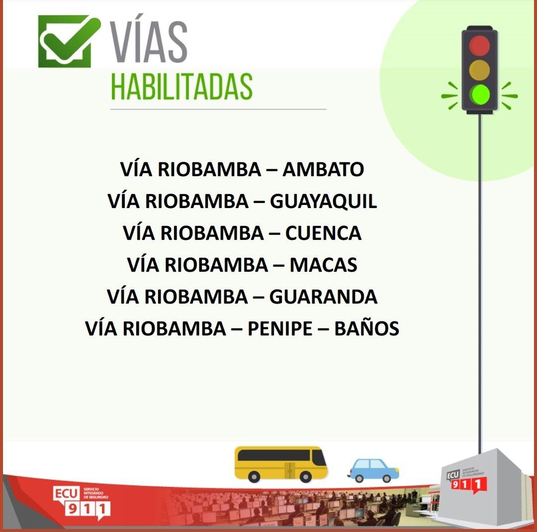 ECU 911 Riobamba
