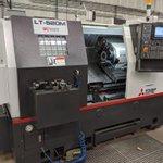 Image for the Tweet beginning: 2015 Mitsubishi LT-520M CNC Lathe,