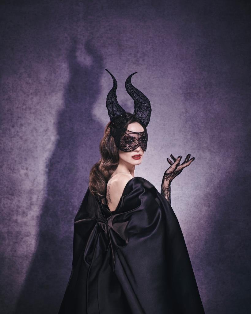 Halloween comes early. See #Maleficent: Mistress of Evil this Friday! | 📸: Jason Bell