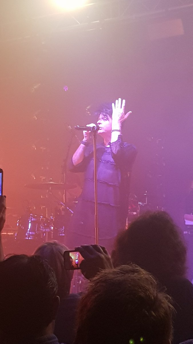 Pleasant evening enjoyed watching @numanofficial Gary Numan in Coventry #music #livemusicrocks #bands #gigs #livemusic