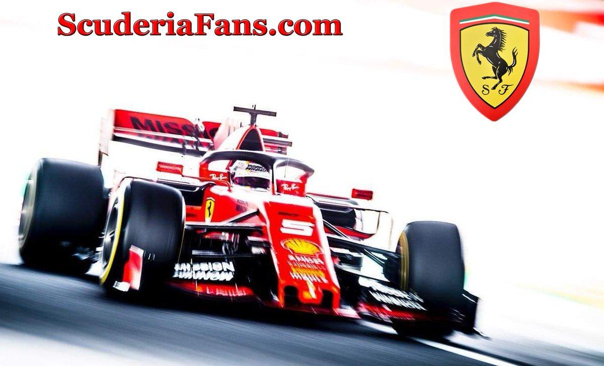 🏎😍🤗😎  #ScuderiaFans #ForzaFerrari #essereFerrari 🔴 #Seb5