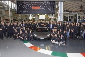 test Twitter Media - Lamborghini built 14,022 Huracans in half the time it took for the Gallardo - Roadshow: #DeepLearning #IoT #BigData Cc @MikeQuindazzi https://t.co/QPaoWEIsa2 https://t.co/cQsqfyYuNP