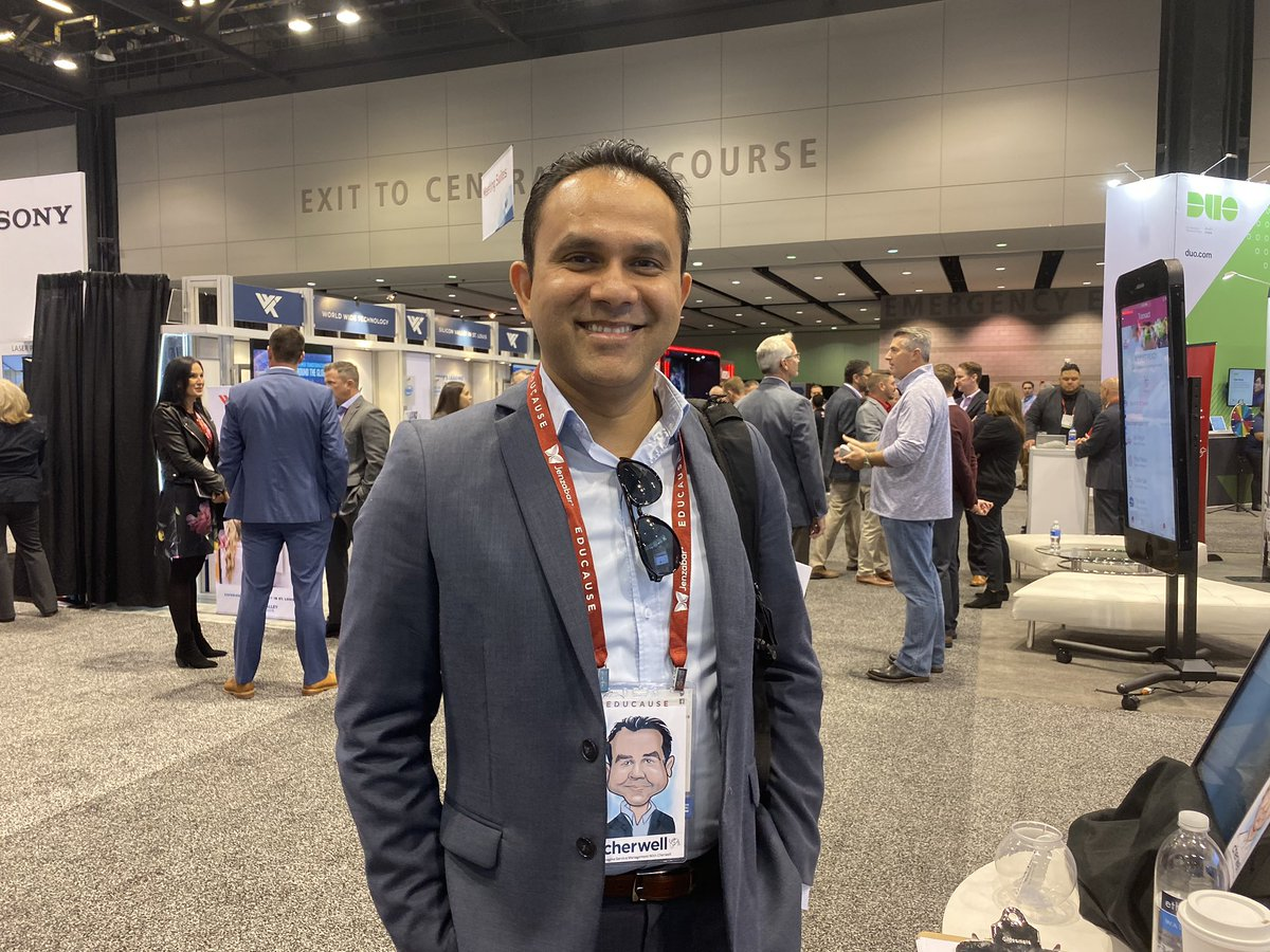 "test Twitter Media - ""#ArtificialIntelligence will change everything for #HigherEd."" - @Flinders @ppandey007. Higher Ed #IT tips. #EDU19 @educause https://t.co/1xhwgYQjtG"