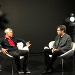 Image for the Tweet beginning: Entrevista a Daniel Dimare director