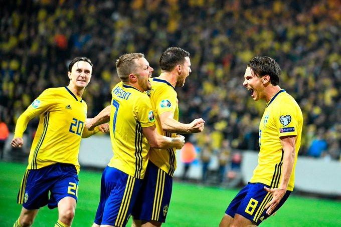 Отбор к Евро-2020. Швеция - Испания 1:1. Дежавю наоборот - изображение 2