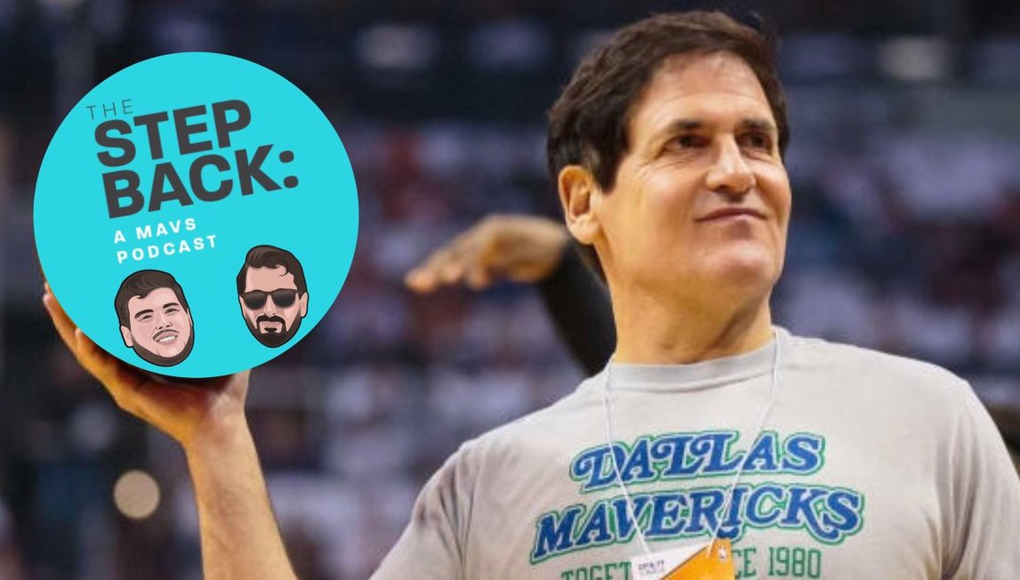 .@MCuban joins our @StepBackMavs podcast Ep. 40 - best #Mavs content at http://DallasBasketball.com  and @SInow https://tinyurl.com/y6ln4w87