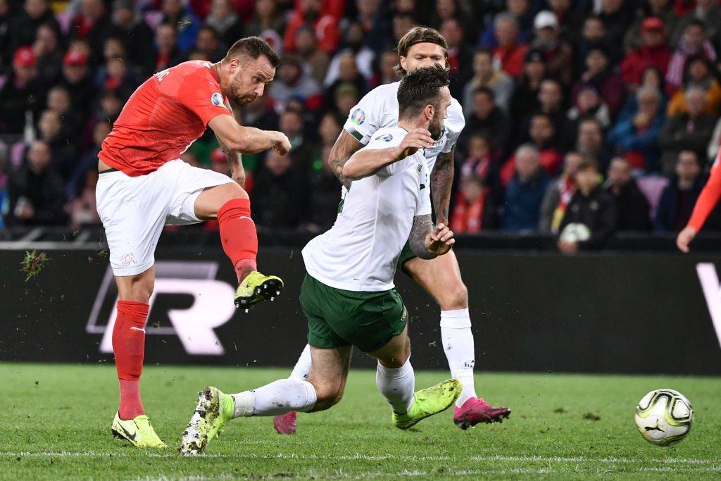 Отбор к Евро-2020. Важнейшая победа Швейцарии над Ирландией - изображение 1