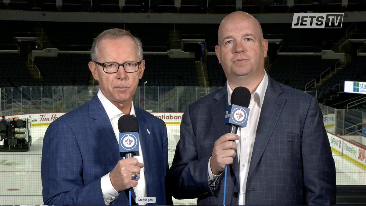 Winnipeg Jets @NHLJets