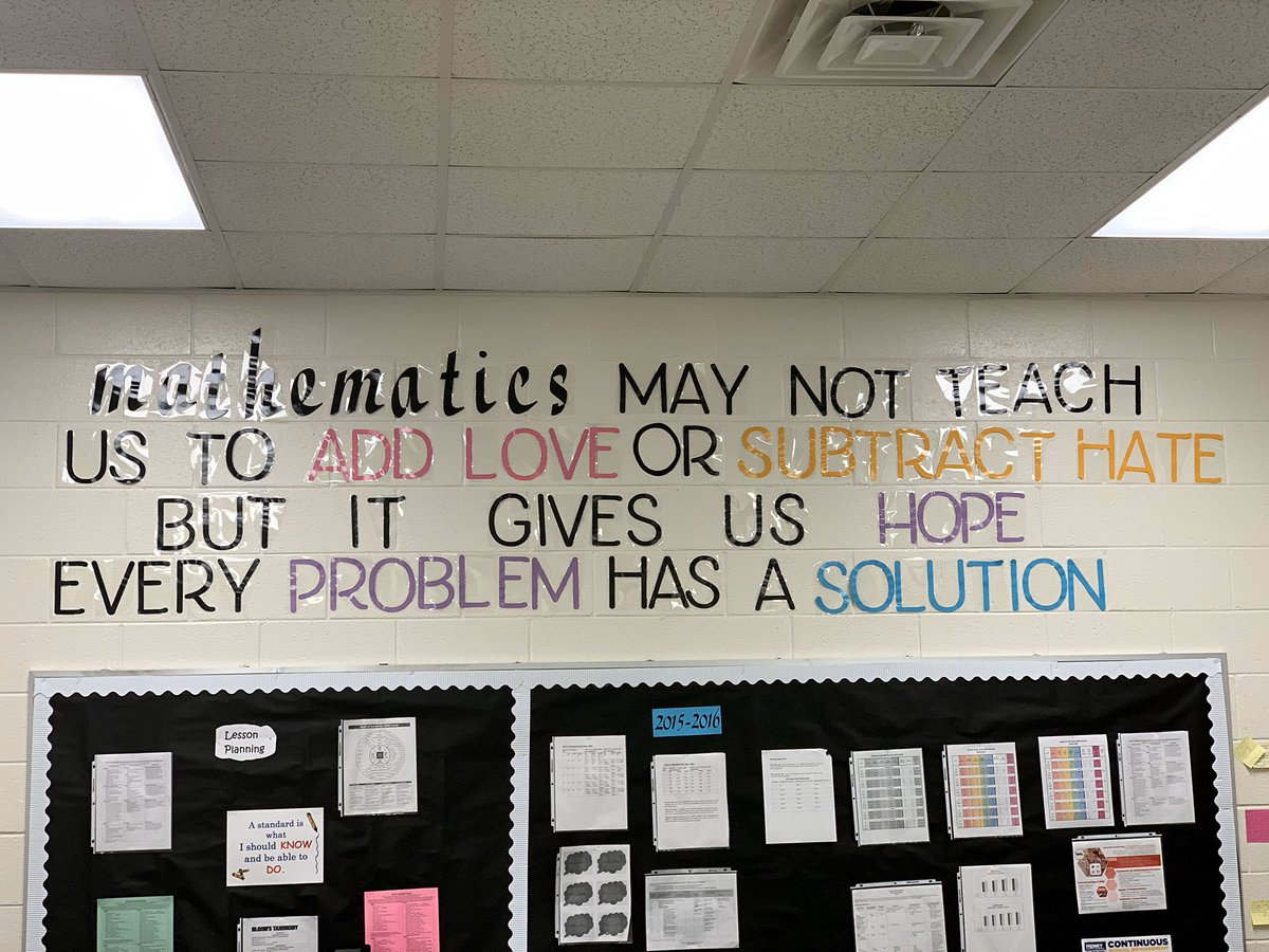 I love this message from one of our MILTs! @WCE_HCS #HCSExpectExceptionalLearning