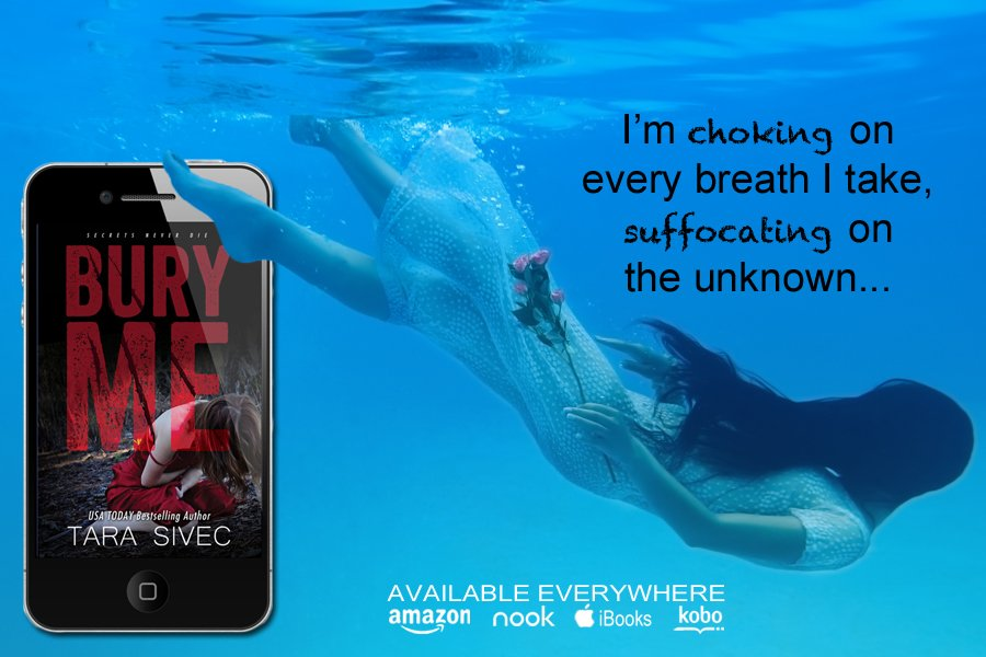 """""""If you want a book that will leave your head spinning until the very end and leave you asking what in the HELL did I just read… This is that book for you. This book is EPIC!"""" #BuryMe #PsychologicalThriller    http:// ow.ly/I4lB30chf9W    <br>http://pic.twitter.com/7WtMQk35VS"""