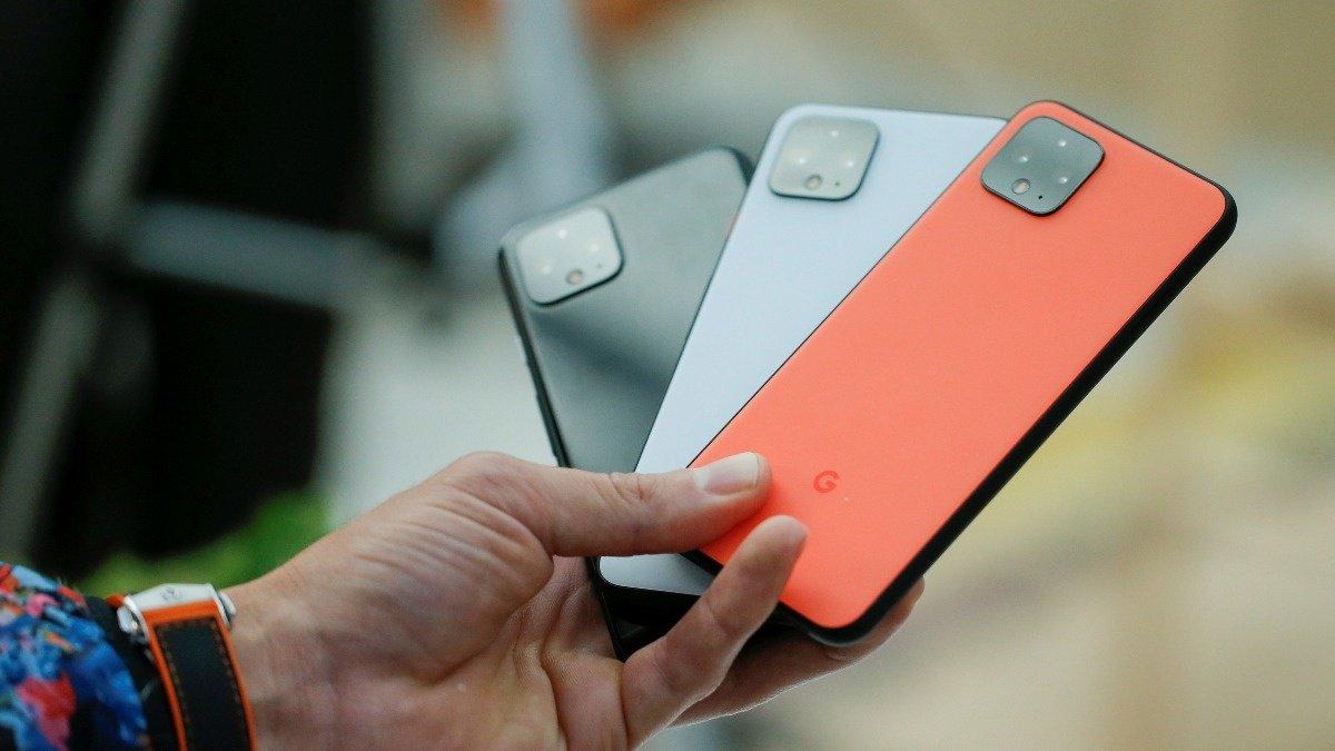 Google unveils next generation of Pixel phones https://reut.rs/32jlRHB