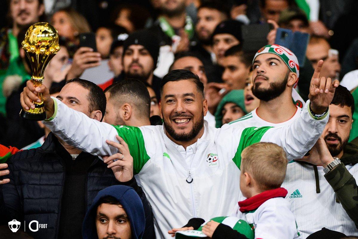 LAlgérie est sur une série de 17 matches consécutifs sans défaite. Un RECORD ! 🇩🇿 ✅ Togo ✅ Qatar 🤝 Gambie ✅ Tunisie 🤝 Burundi ✅ Mali ✅ Kenya ✅ Sénégal ✅ Tanzanie ✅ Guinée ✅ Côte dIvoire ✅ Nigéria ✅ Sénégal ✅ Bénin 🤝 Maroc 🤝 RD Congo ✅ Colombie