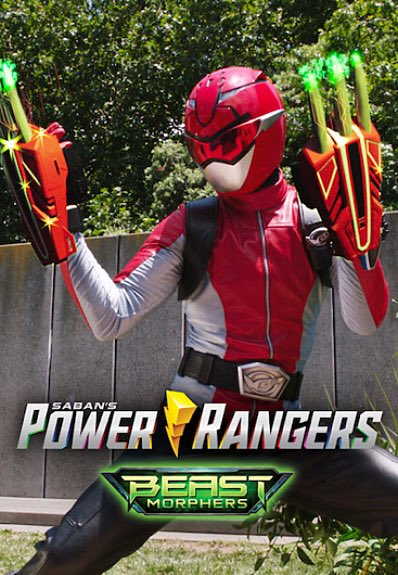 The first 8 episodes of Power Rangers Beast Morphers are now on Netflix!  New Episodes of Power Rangers Beast Morphers airs Saturdays at 8:00 a.m. (ET/PT) on Nickelodeon!  #powerrangers #rangerselect #rangernation #itsmorphintime #gogopowerrangers #beastmorphers<br>http://pic.twitter.com/5VbQYRqWwp