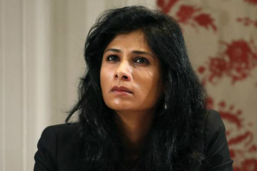 #NewsAlert -- It is important for India to keep fiscal deficit in check, even though its revenue projections look optimistic: IMF Chief Economist Gita Gopinath <br>http://pic.twitter.com/zGTpeqFcf6