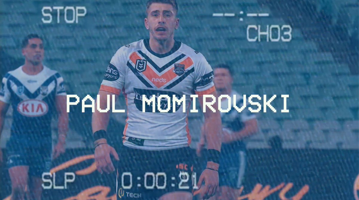 Image for the Tweet beginning: A breakout year for Momirovski!