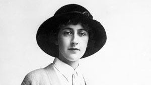 The best time for planning a book is while doing the dishes.—Agatha Christie—