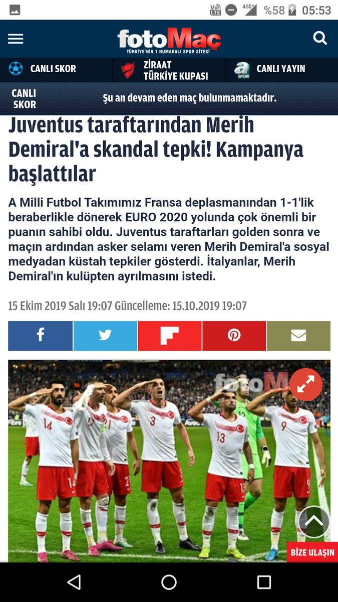 #DemiralOut