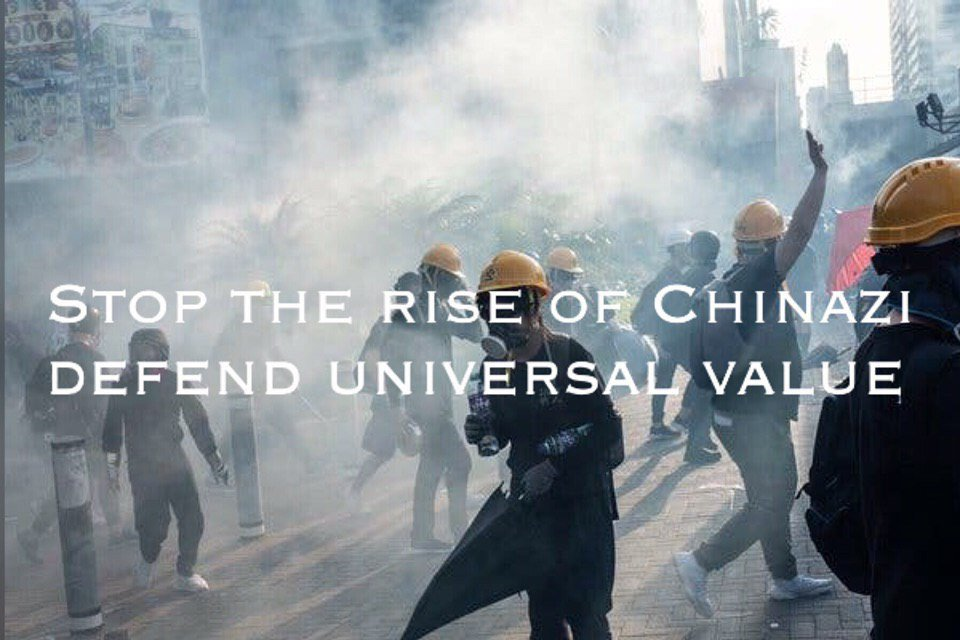 @gurimelby Thank you so much, freedom and democracy is more important than lives of our generation, without these universal values, our next generations will suffer more than we are suffering now. HKers have no route of retreat. #StandWithHongKong  #FightForFreedom https://t.co/I88EiULsQG
