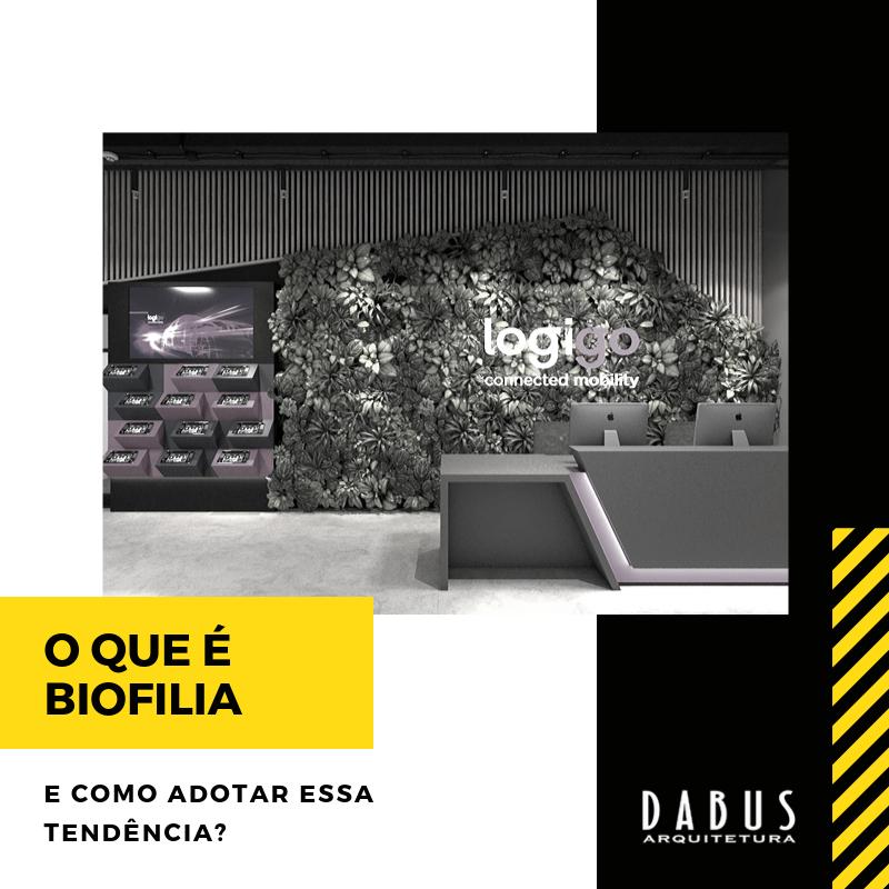 Ela ganha cada vez mais espaço na Arquitetura. Mas você sabe o que é #biofilia? Entenda essa busca por um contato mais próximo com a #natureza 👉 http://www.dabus.com.br/blog