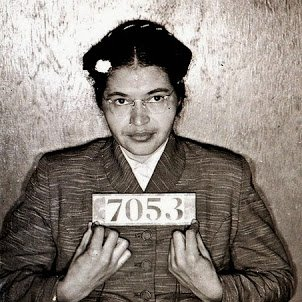 As #NatGeo celebrates women, I can cite Rosa Parks as a personal inspiration. Her bold action helped spark the civil rights movement. We can follow her lead by standing at the front lines for climate change, dignified human communities and healthy ecosystems. #NatGeoWomenofImpact