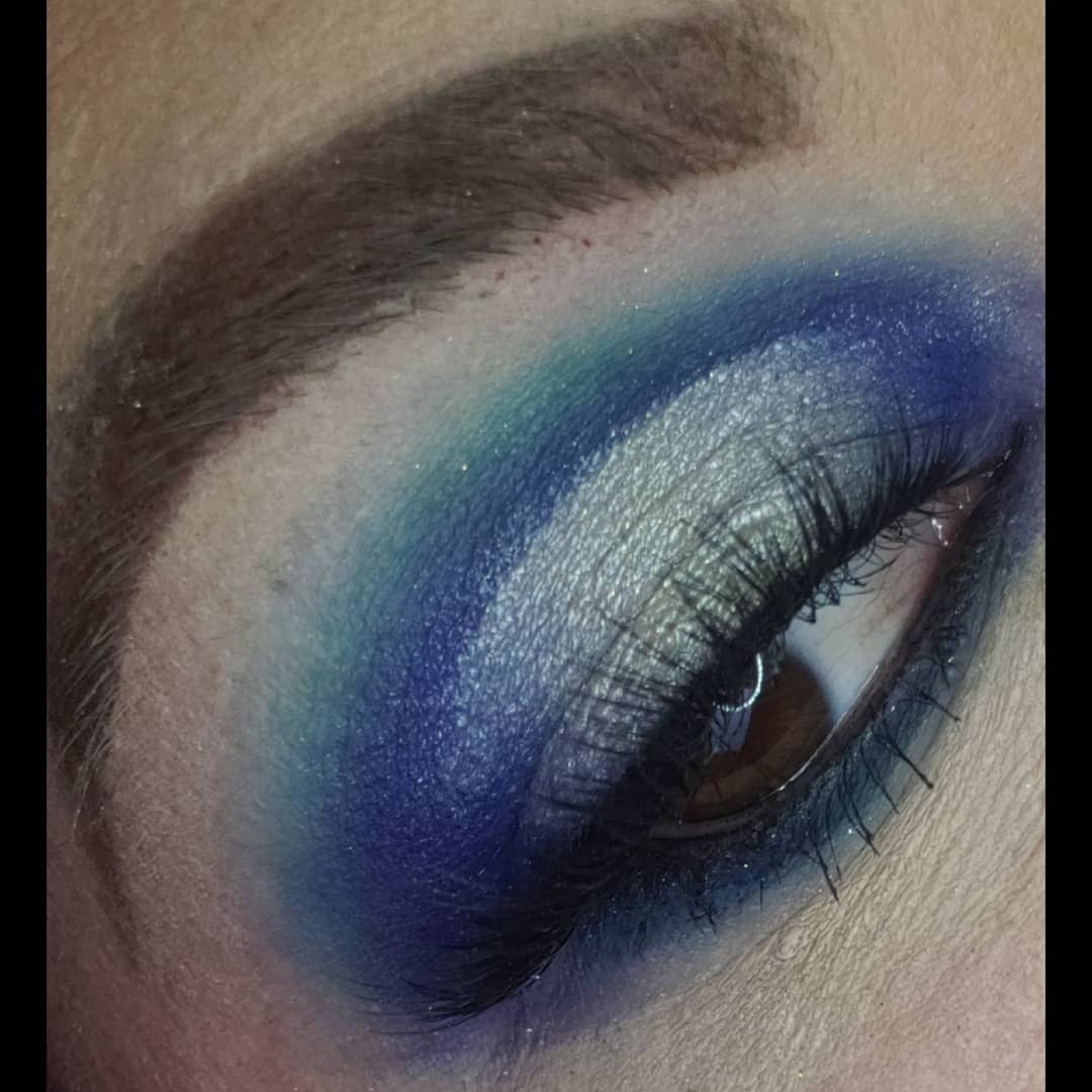 It would be a dream to keeping growing with makeup and join your PR team! Am I approved? #icequeen @JeffreeStar #JeffreeStarPRList