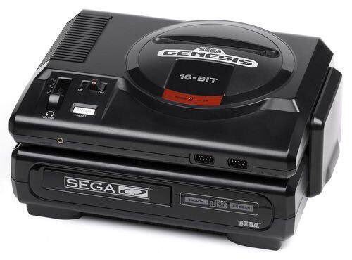 The Sega CD was released on this day in North America, 27 years ago (1992) <br>http://pic.twitter.com/WT6eh4dpNe