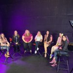 Had a great day filming with these amazing women today! @YouTubeSpaceLA 👏  #ytspacela #womeninvideo