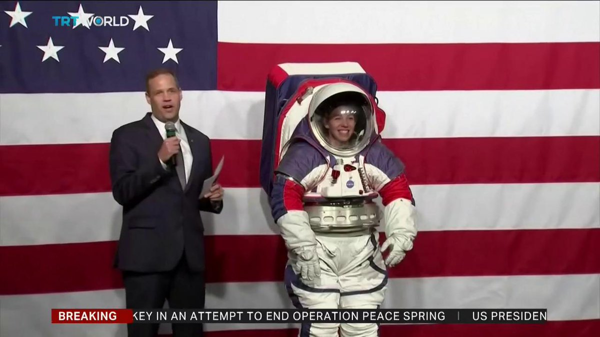 Image for the Tweet beginning: NASA unveils two new space