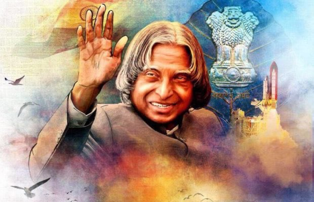 """""""I am not a Handsome guy, but I can give my hand-to-some one who needs help"""" Remembering Bharat Ratna Dr APJ Abdul Kalam ji on his birth anniversary. My """"Rocket Man"""" .... #APJAbdulKalam #APJABDULKALAMBIRTHDAY"""