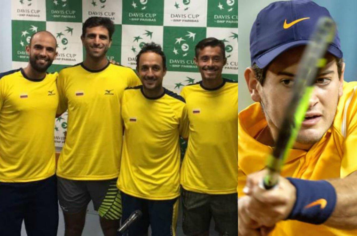 Las explicaciones de Giraldo, Cabal y Farah para sacar a Nicolás Mejía de la Copa Davis: https://t.co/ZLLGEDxk7z https://t.co/70NCGmeBeB
