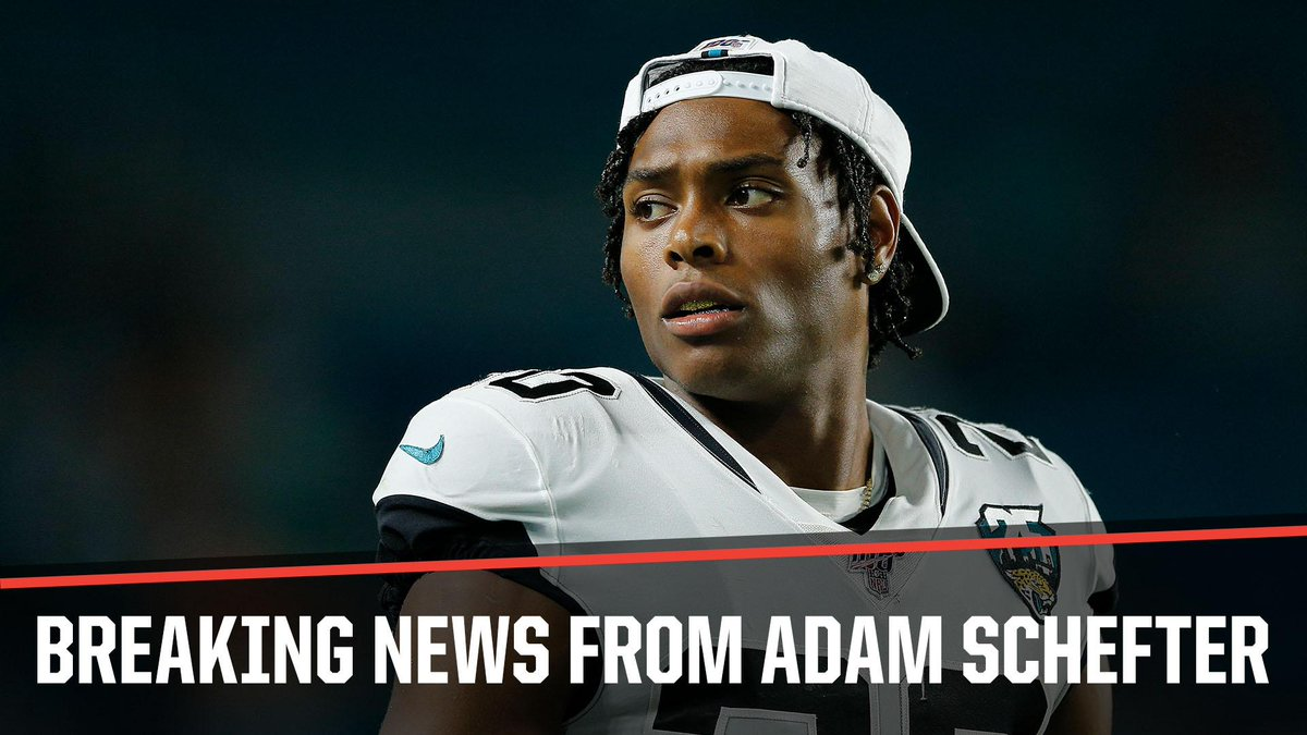 Breaking: Jalen Ramsey is being traded to the Rams for two first-round picks in 2020 and 2021, and a fourth-round pick in 2021, source tells @AdamSchefter.
