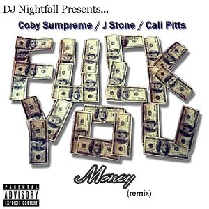 #NowPlaying Fuck U Money (remix) - by Cobby Supreme ft J Stone & Cali Pitts - http:// listen.samcloud.com/w/81070/Track- Talk-Radio  …  <br>http://pic.twitter.com/6EAdgyMido