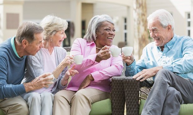 We take pride in our residents and their connecting to one another by great conversations, exercising, arts and crafts and valued friendships. #seniorliving #westchestervilla #assistedliving #independentliving #friendships #picoftheday #smile #amazing #connection #elders