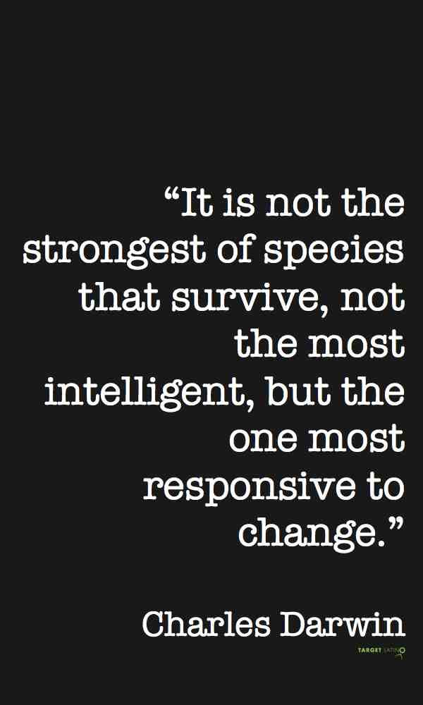Quote of the day by Darwin. Change is important! #MotivationalQuotes #WednesdayMotivation #WednesdayThoughts #PositiveMindset #WednesdayWisdom #quoteoftheday<br>http://pic.twitter.com/XGgky7K2xV